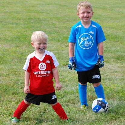 CWSA soccer players